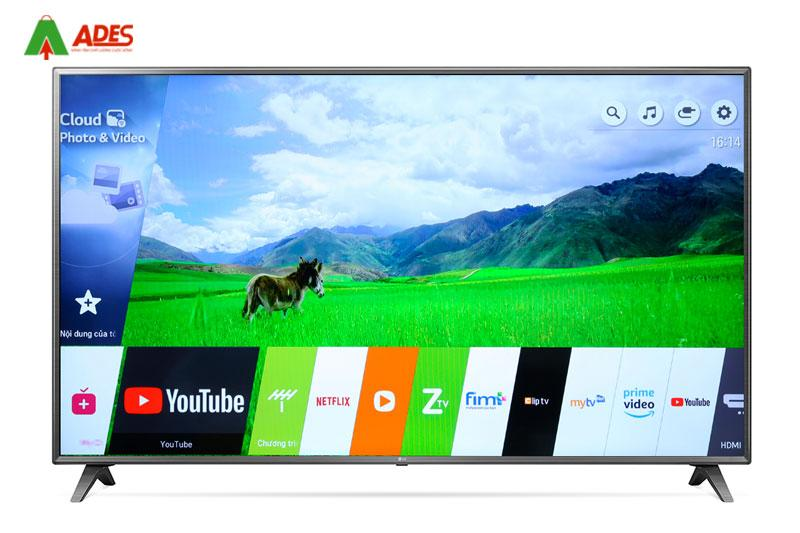 Smart Tivi LG 4K 86 inch 86UK6500PTB