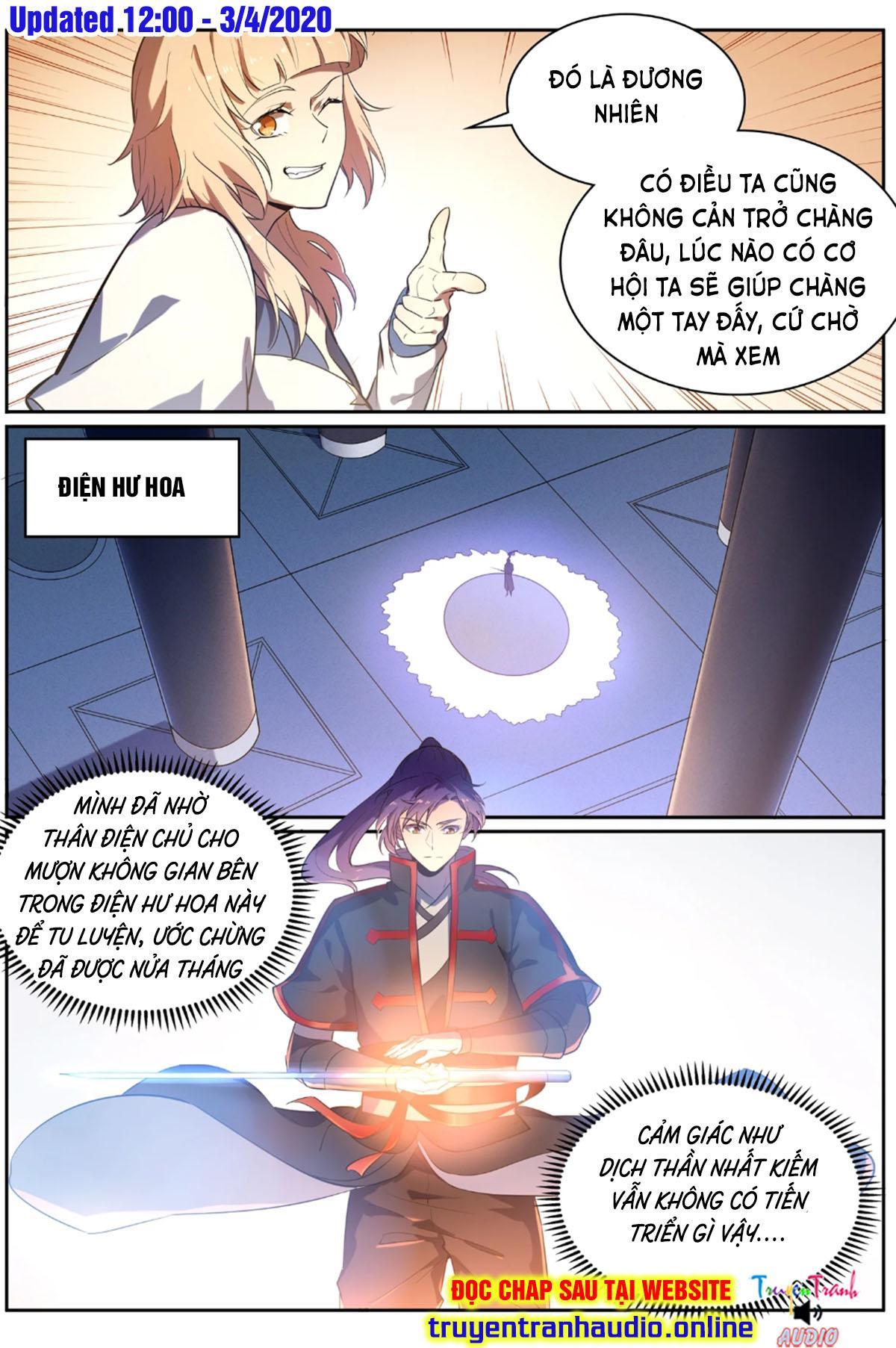 Bách luyện thành thần Chapter 539 - TC Truyện