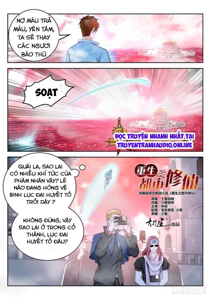 Trọng Sinh Đô Thị Tu Tiên chap 357 - Trang 1