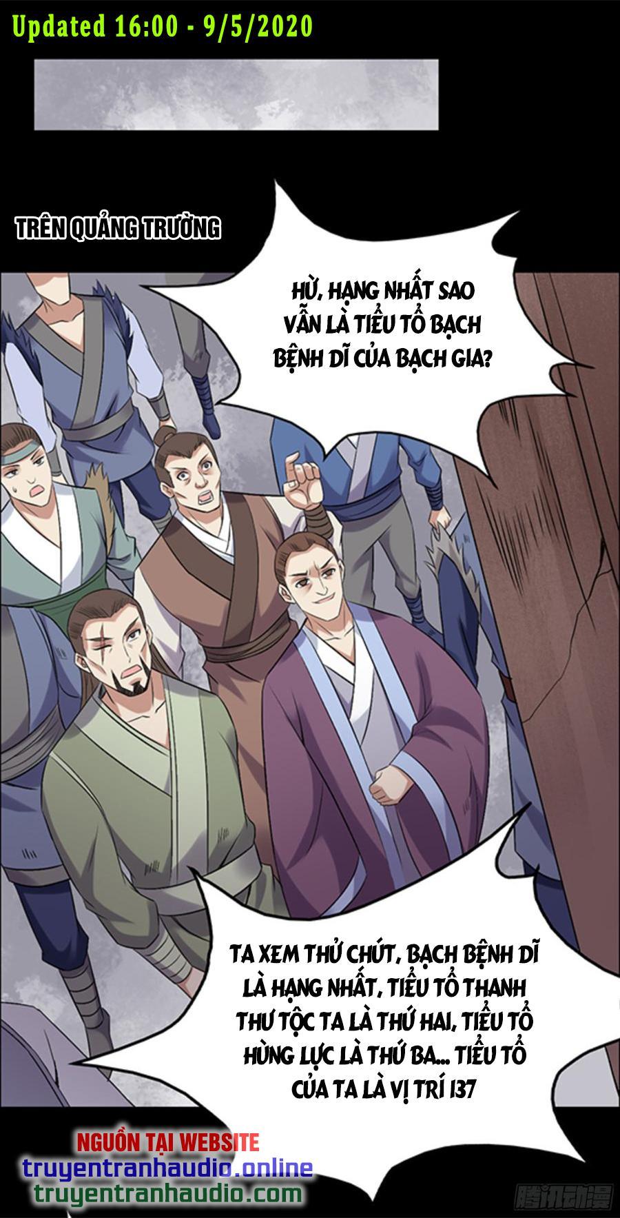 Cổ Chân Nhân chap 95 - Trang 10