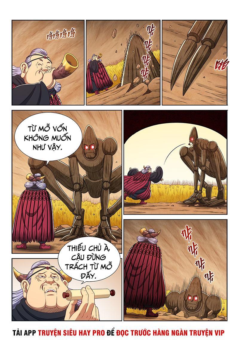 Ta Là Đại Thần Tiên chap 315 - Trang 7