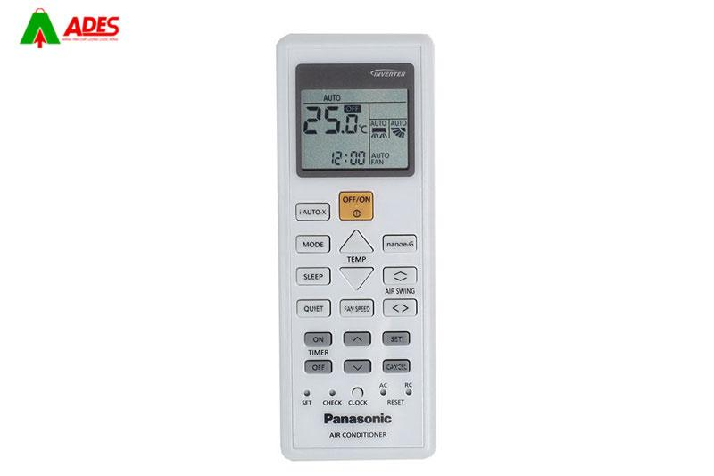 Hinh anh thuc te Dieu hoaPanasonic Inverter 2.5 HP CU/CS-U24TKH-8