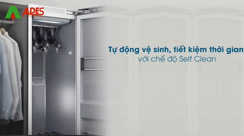 tu dong ve sinh che do self clean Samsung DF60R8600CG/SV